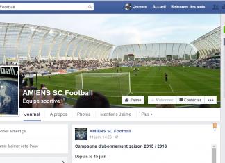 asc sur facebook