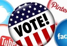 Elections reseaux soiaux